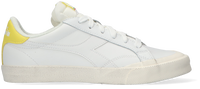 Witte DIADORA Sneakers MELODY MID LEATHER DIRTY  - medium