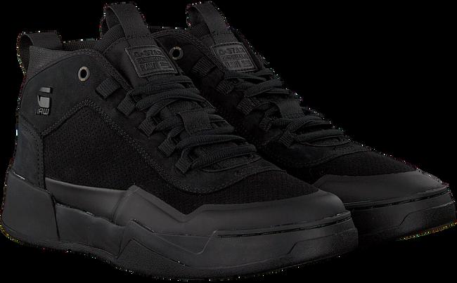 Zwarte G-STAR RAW Sneakers RACKAM GRAFT  - large