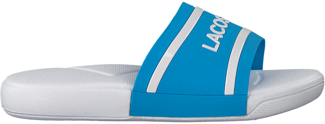 blauwe LACOSTE Slippers L.30 118 2 CAC  - large