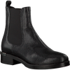 Zwarte VIA VAI Chelsea boots 4902054  - small