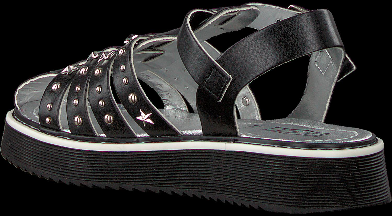 Zwarte Sandalen C16 1