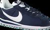 Blauwe NIKE Sneakers CLASSIC CORTEZ NYLON MEN  - small