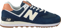 Blauwe NEW BALANCE Lage sneakers ML574  - medium