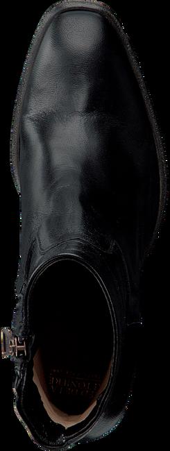 Zwarte FRED DE LA BRETONIERE Enkellaarsjes 183010064 - large