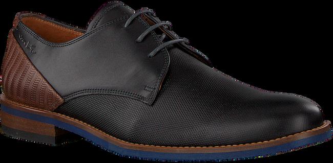 Zwarte VAN LIER Nette schoenen 1915318  - large