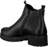 Zwarte GABOR Enkellaarsjes 091  - small