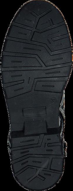 Zwarte BULLBOXER Enkellaarsjes AHC506E6L  - large