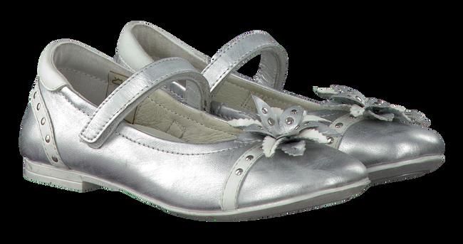 Zilveren OMODA Ballerina's K4815  - large
