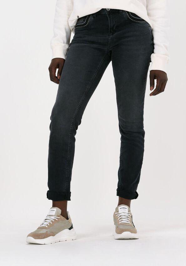 Grijze MOS MOSH Slim fit jeans BRADFORD MOON JEANS - larger