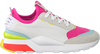 Witte PUMA Sneakers RS-0 WINTER INJ TOYS  - small