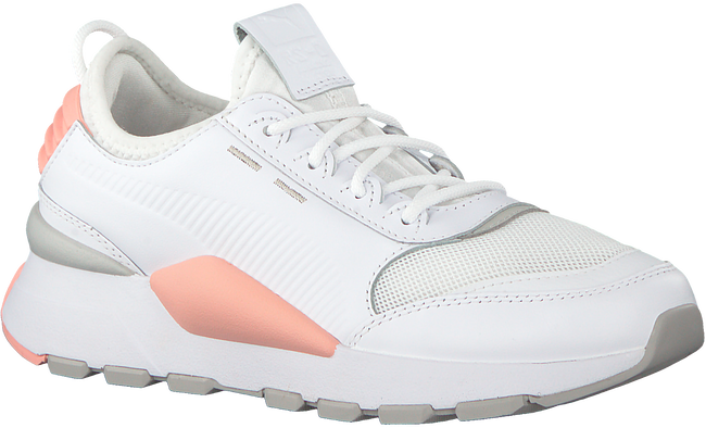 Witte PUMA Sneakers RS-0 SOUND DAMES  - large