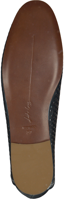 Zilveren LOLA CRUZ Loafers 113Z10BK - large