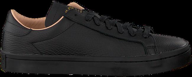 Zwarte ADIDAS Sneakers COURTVANTAGE HEREN  - large
