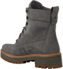 Grijze TIMBERLAND Veterboots COURMAYEUR VALLEY YB  - small