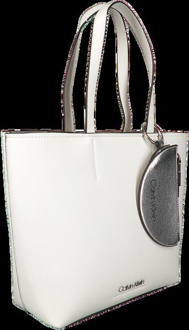 Witte CALVIN KLEIN Shopper CK MUST MEDIUM SHOPPER - large