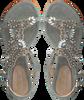 Grijze LAZAMANI Sandalen 85.101  - small