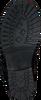 Zwarte HIP Biker boots H1848 - small