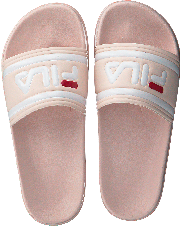 roze FILA Slippers MORRO BAY SLIPPER WMN   Omoda