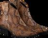 Cognac ROBERTO D'ANGELO Cowboylaarzen CX03 - small