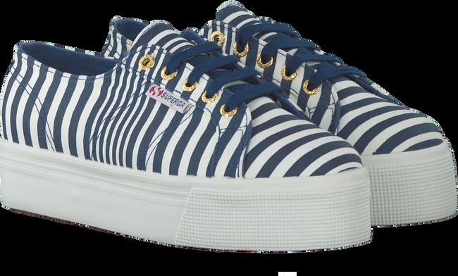 Blauwe SUPERGA Sneakers 2790  - large