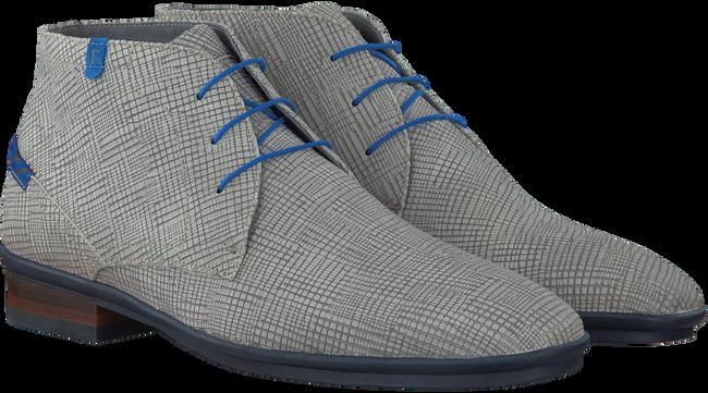 Grijze FLORIS VAN BOMMEL Nette schoenen 10754  - large
