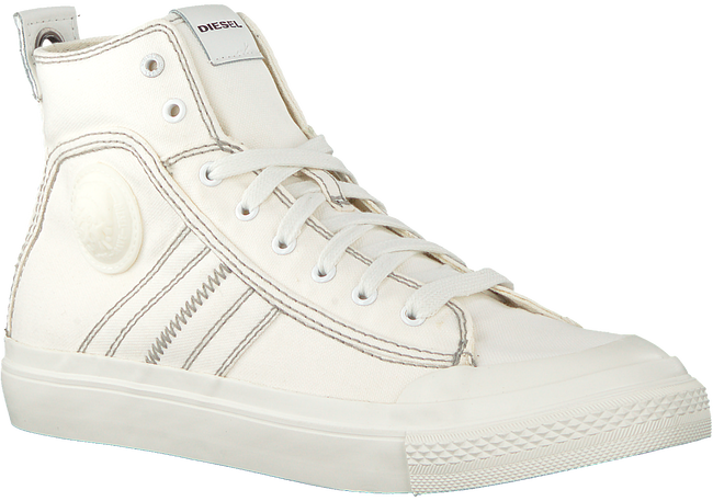 Witte DIESEL Sneakers S-ASTICO MID LACE - large