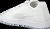Witte PUMA Sneakers BASKET CLASSIC SOCK LO MEN  - small