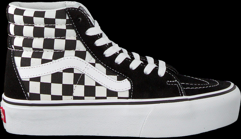 Zwarte VANS Sneakers SK8 HI PLATFORM 2.0 | Omoda