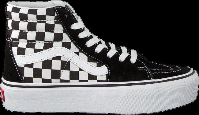 Zwarte VANS Sneakers SK8 HI PLATFORM 2.0
