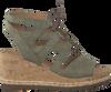 Groene GABOR Sandalen 875  - small