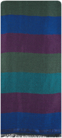 Groene NOTRE-V Sjaal CORTNEY  - medium
