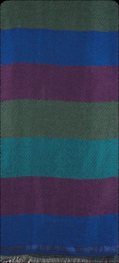 Groene NOTRE-V Sjaal CORTNEY  - larger