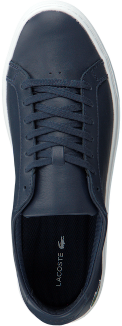 Blauwe LACOSTE Sneakers L1212  - large