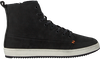 Zwarte HUB Hoge sneaker BASE  - small