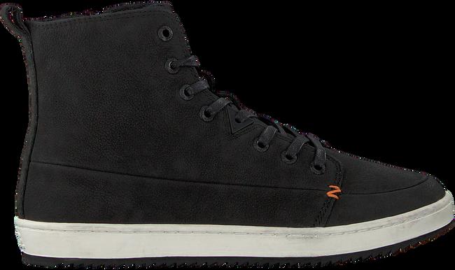 Zwarte HUB Hoge sneaker BASE  - large