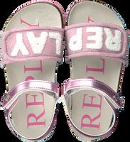 Roze REPLAY Sneakers PAPUA  - medium
