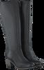 Zwarte SHABBIES Lange laarzen 250193  - small