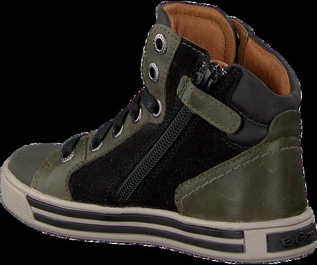 Groene BRAQEEZ Sneakers DYLAN DAY  - large