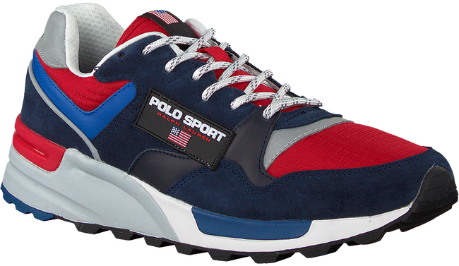 Blauwe POLO RALPH LAUREN Sneakers TRACKSTER 100 - large