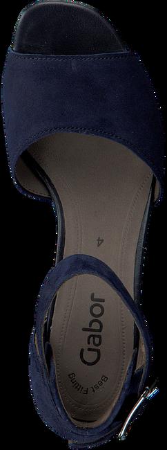 Blauwe GABOR Sandalen 723 - large
