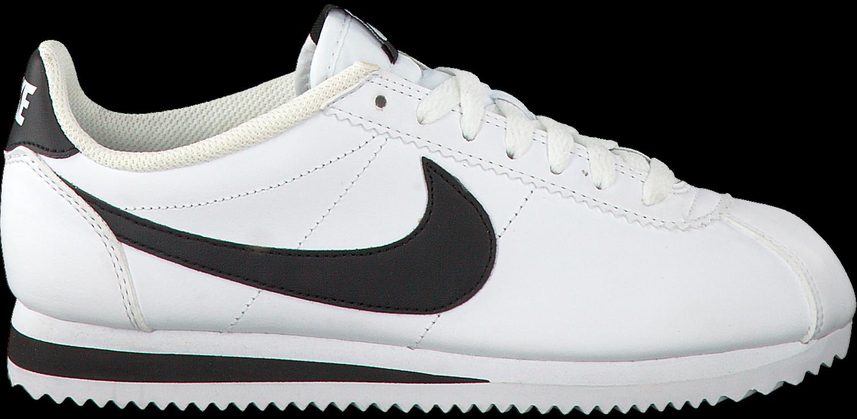new arrivals e96cf b5d4e Witte NIKE Sneakers CLASSIC CORTEZ LEATHER WMNS - large. Next