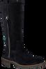 Zwarte GIGA Lange laarzen 8542  - small