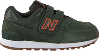 Groene NEW BALANCE Lage sneakers IV574PNY/YV574PNY  - medium