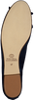 Blauwe FRED DE LA BRETONIERE Ballerina's 140010001  - small