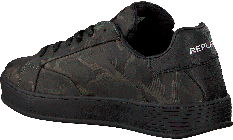 Groene Tymber Omoda Replay Sneakers nl OXNn0PwZ8k