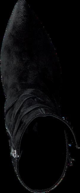 Zwarte JANET & JANET Enkellaarsjes 46400  - large