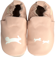 Roze BOUMY Babyschoenen CHASE - medium