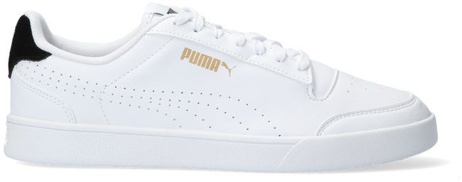 Witte PUMA Lage sneakers PUMA SHUFFLE PERF  - large