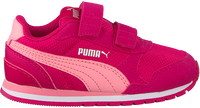Roze PUMA Lage sneakers ST RUNNER V2 MESH M  - medium