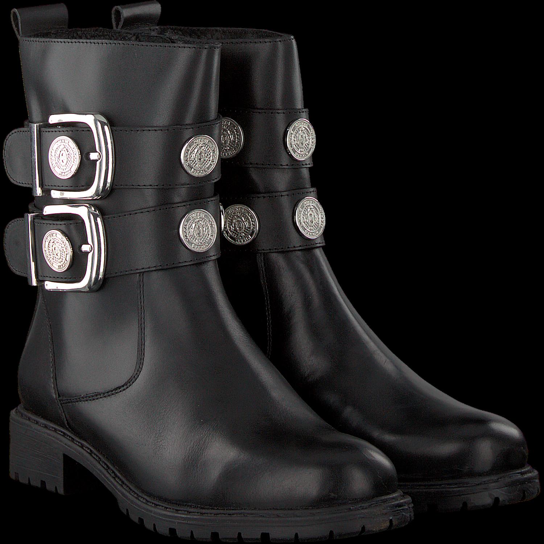 Zwarte NIKKIE Biker boots N 9 866 1901 | Omoda